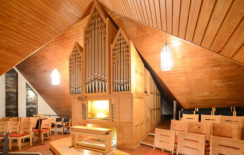 Die Hillebrand-Orgel
