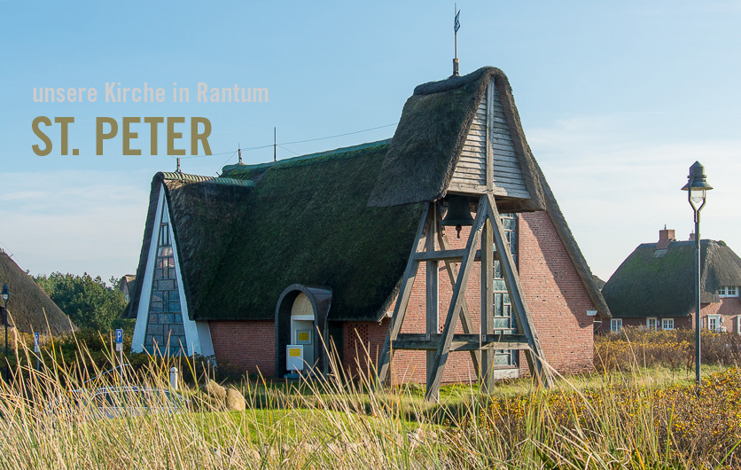 St. Peter Kirche Rantum / Sylt